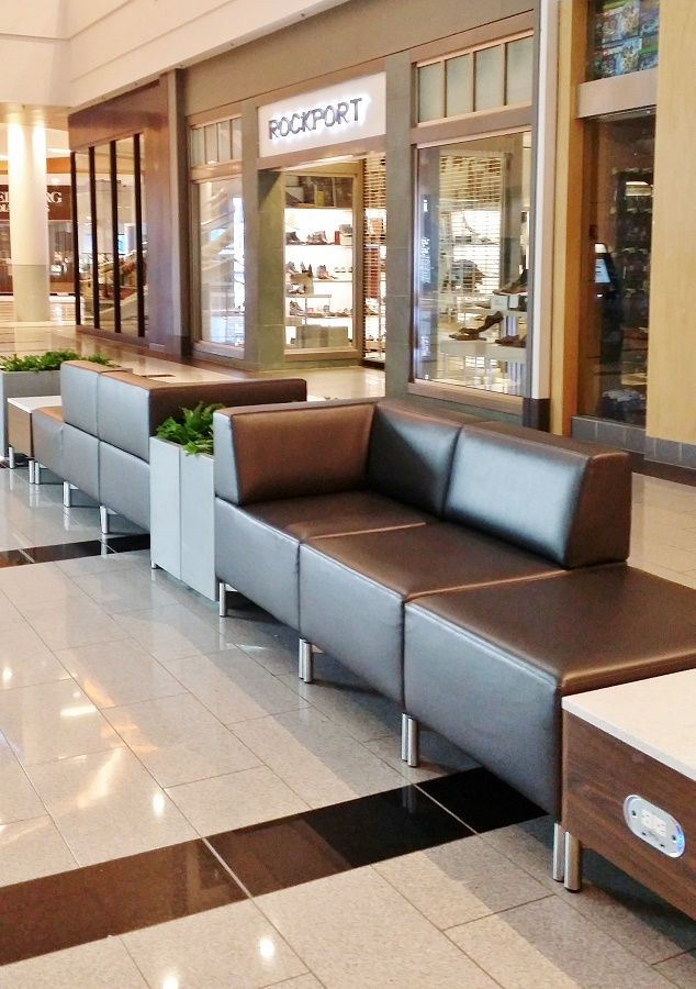 Roosevelt Field Mall - Garden City, NY - Benchmark Contract Furniture